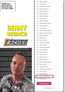 Denny wahl