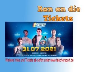 tickets fächer